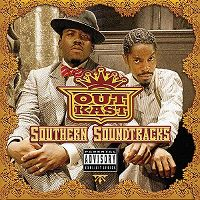 Cover Outkast - Southern Soundtracks