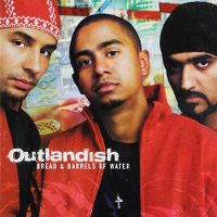 Cover Outlandish - Bread & Barrels Of Water