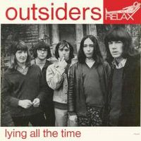 Cover Outsiders - Lying All The Time