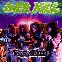 Cover OverKill - Taking Over