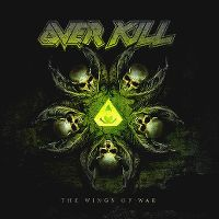 Cover OverKill - The Wings Of War