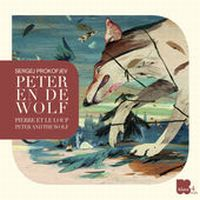 Cover Oxalys - Klara4Kids: Peter en de wolf / Pierre et le loup / Peter And The Wolf - Sergej Prokofjev
