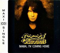 Cover Ozzy Osbourne - Mama, I'm Coming Home