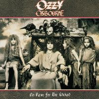 Cover Ozzy Osbourne - No Rest For The Wicked