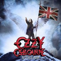 Cover Ozzy Osbourne - Scream