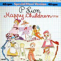 Cover P. Lion - Happy Children