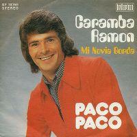 Cover Paco Paco - Caramba Ramon