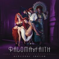 Cover Paloma Faith - A Perfect Contradiction