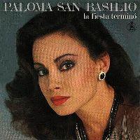 Cover Paloma San Basilio - La fiesta terminó