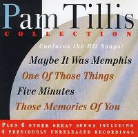 Cover Pam Tillis - Collection