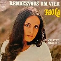 Cover Paola - Rendezvous um vier
