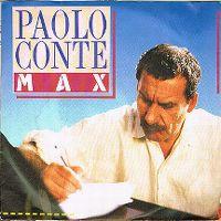 Cover Paolo Conte - Max