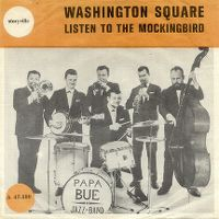 Cover Papa Bue's Viking Jazzband - Washington Square