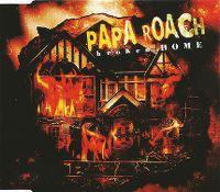 Cover Papa Roach - Broken Home