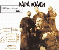 Cover Papa Roach - Last Resort