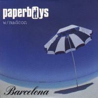 Cover Paperboys feat. Madcon - Barcelona