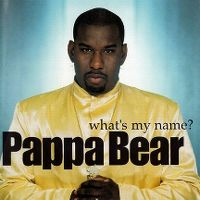 Cover Pappa Bear - What's My Name?