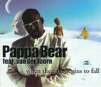 Cover Pappa Bear feat. Van der Toorn - When The Rain Begins To Fall