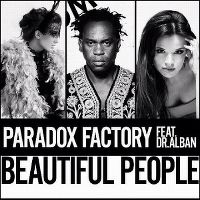 Cover Paradox Factory feat. Dr. Alban - Beautiful People