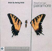 Cover Paramore - Brick By Boring Brick