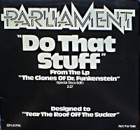 Cover Parliament - Do That Stuff
