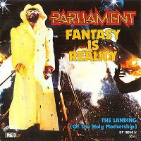 Cover Parliament - Fantasy Is Reality