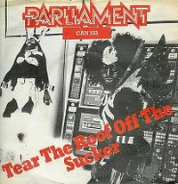 Cover Parliament - Tear The Roof Off The Sucker (Give Up The Funk)