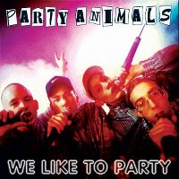 Cover Party Animals - We Like To Party