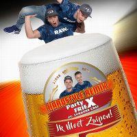 Cover PartyFrieX feat. Schorre Chef - Ik moet zuipen!