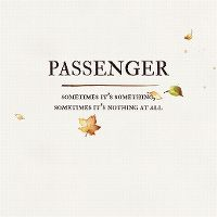 Cover Passenger - Sometimes It's Something, Sometimes It's Nothing At All