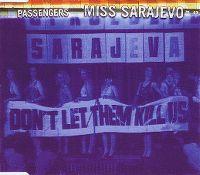 Cover Passengers - Miss Sarajevo