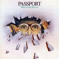 Cover Passport - Man In The Mirror
