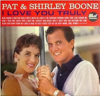 Cover Pat And Shirley Boone - I Love You Truly