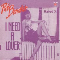 Cover Pat Benatar - I Need A Lover