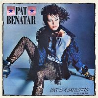 Cover Pat Benatar - Love Is A Battlefield