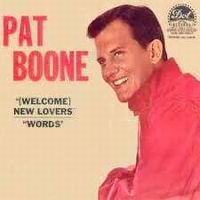 Cover Pat Boone - (Welcome) New Lovers