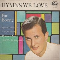 Cover Pat Boone - Beyond The Sunset