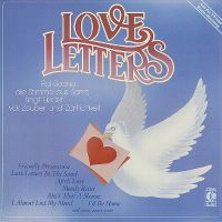 Cover Pat Boone - Love Letters