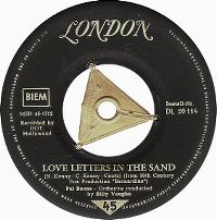 love letters in the sand pat boone enter sandman 33233