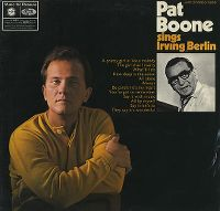Cover Pat Boone - Pat Boone Sings Irving Berlin