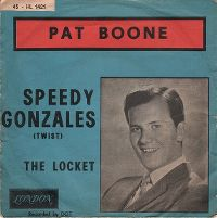 Cover Pat Boone - Speedy Gonzales