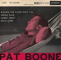 Cover Pat Boone - Walking The Floor Over You