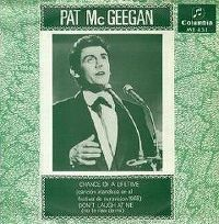 Cover Pat McGeegan - Chance Of A Lifetime