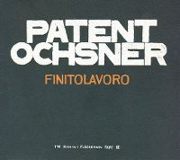 Cover Patent Ochsner - Finitolavoro - The Rimini Flashdown Part III