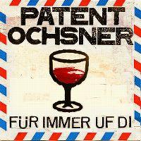 Cover Patent Ochsner - Für immer uf di