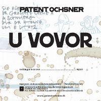Cover Patent Ochsner - Vo hinger u vovor