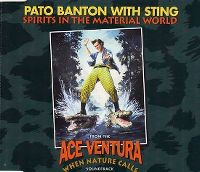 Cover Pato Banton with Sting - Spirits In The Material World