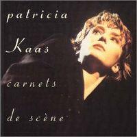 Cover Patricia Kaas - Carnets de scène