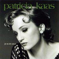 Cover Patricia Kaas - Je te dis vous
