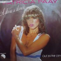Cover Patricia Paay - A Dime A Dance